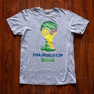 2014 Adidas Fifa World Cup T-Shirt